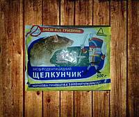 Зерно от мышей и крыс Щелкунчик с мумификатором 500 г