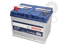 Аккумулятор Bosch 70Ah/630A S4 -1ah(АЗИЯ)