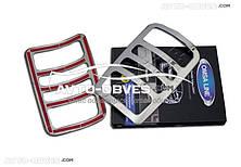 Накладки на стопи для Мерседес Віто 638, нержавіюча сталь // вибір виробника