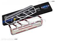 Накладки на задние фонари (стопы) Ford Transit 2014-...