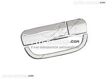 Накладка на задню ручку дверей багажника для Мерседес Віто 639 нержавійка // вибір виробника