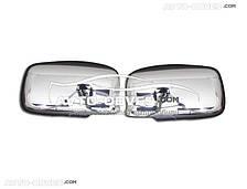 Накладки на дзеркала заднього виду для Мітсубіші Лансер IX // вибір виробника