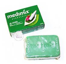 Мыло из 18 трав аюрведическое Медимикс, 75 грамм - проблемы кожи, акне, фурункулы, кожные инфекции