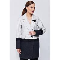 Демисезонная женское пальто М-482А