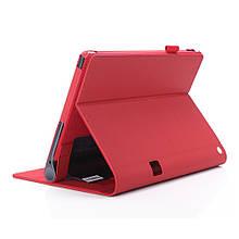 Чехол подставка Card Holder для Lenovo Yoga Tab 3 Plus | Pro 10.1 красный