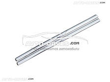 Окантовка вікон для Мерседес Віто 639, нержавіюча сталь // вибір виробника