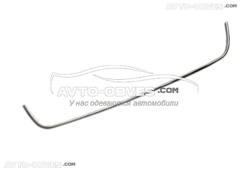 """Окантовка решетки радиатора для VW Т5 - Интернет-магазин """"АвтоОбвес"""" в Виннице"""