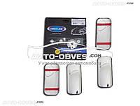 Накладки на ручки открывания дверей для Ford Transit 4 двери (грузовой вариант)