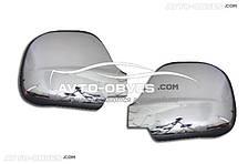 Накладки на дзеркала заднього виду для Мерседес Віто ABS хром // вибір виробника