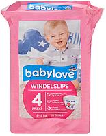 Трусики - подгузники Babylove Windelslips Maxi 4 (8-15 кг) - 22 шт.