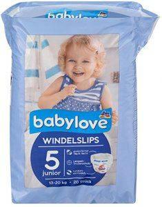 Трусики - подгузники Babylove Windelslips Junior 5 (13-20 кг) - 20 шт.