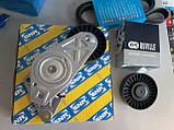 Ролик ремня генератора с натяжителем Samand EL, LX 1,8, фото 2