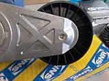 Ролик ремня генератора с натяжителем Samand EL, LX 1,8, фото 3