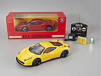 Іграшка машина р/к MZ арт 2019 Ferrari 35*14*9 см 1:14 акум у комплекті 2 кольори