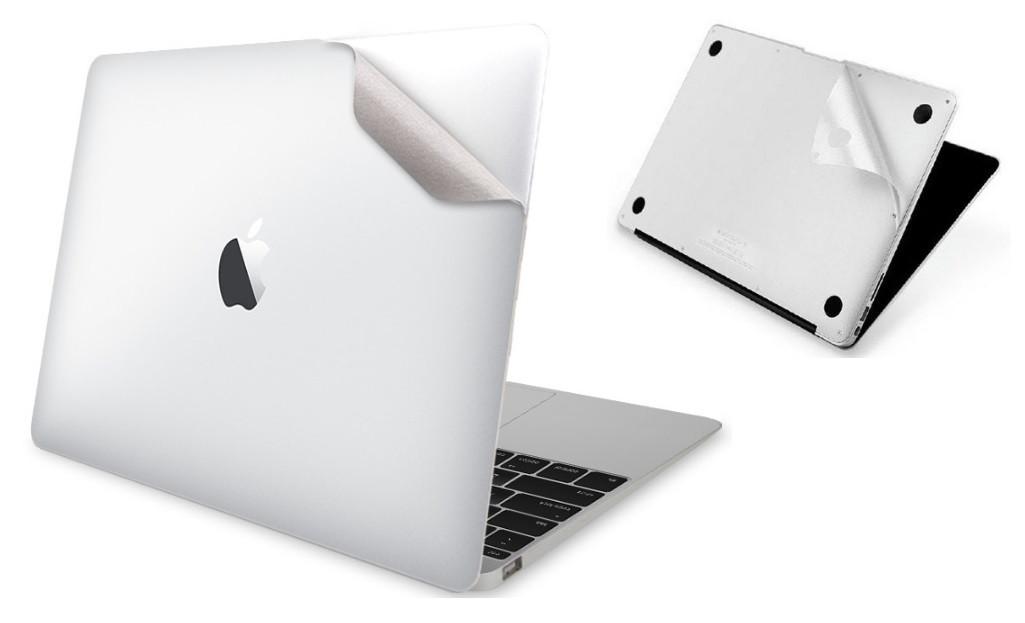 """Защитная пленка для MacBook Air 11.6 """" 2 в 1 для корпуса"""