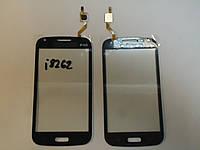 Сенсор Samsung i8260 i8262 Galaxy Core black orig + самоклейка