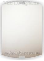 21012 Светильник VESTA НББ  1*60 ВТ.Е27 200*190 белый