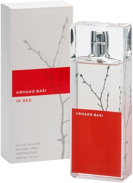 Armand Basi In Red туалетная вода 100 ml. (Арманд Баси Ин Ред)