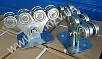 Усиленные роликовые каретки для ворот с 301 подшипником