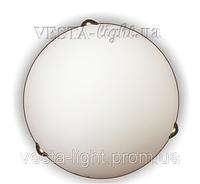 25120 Светильник VESTA d-400 3*60Вт Е27 круг