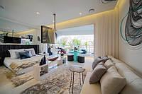 Практический дизайн - 10 гениальных дизайн планировок однокомнатных квартир