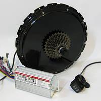 Электронабор для велосипда 48V1000W Эконом задний, фото 1
