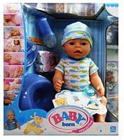 "Кукла-пупс ""Малятко-немовлятко"" Беби BL014F 8 функций, 8 аксессуаров, Baby"