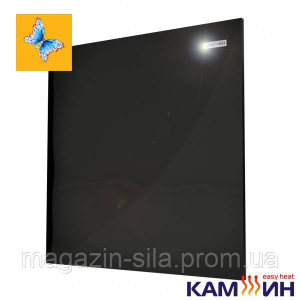 Керамический обогреватель КАМ-ИН 475Вт черный с терморегулятором
