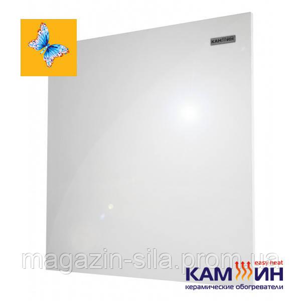 Керамический обогреватель КАМ-ИН 475Вт белый с терморегулятором