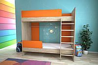 Кровать двухъярусная, Детская мебель, Детская кровать