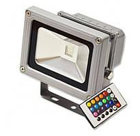 LED прожектор RGB LEDEX 20W TL11714 (с ДУ) IP65