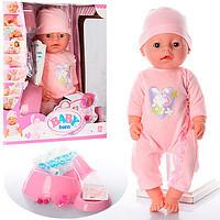 Интерактивная кукла-пупс BABY Born BL 012D (в коробке)