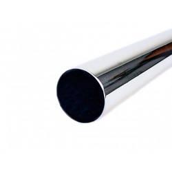 Труба 25мм хром 0,7мм L=3000