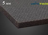 Изолон полотно 5 мм (тепло-,звуко-,пароизоляция ппэ нх)