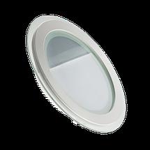 Светильники Встраиваемые Круг (стекло)