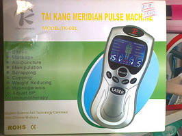 Миостимулятор- tai kang meredian pulse machine model:tk-08l