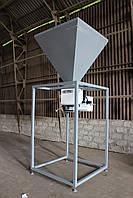 Механический дозатор для расфасовки сыпучих веществ дозами от 5 кг до 70 кг