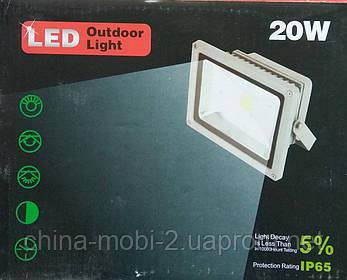 Прожектор уличный Led 20W, 4013, фото 2