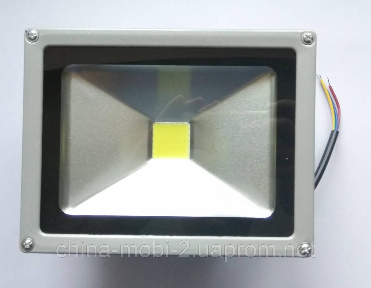 Прожектор уличный Led 20W, 4013