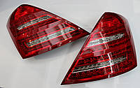 Фонари задние для Mercedes-benz S-Klasse (221) 09-13