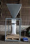 Механический дозатор для расфасовки сыпучих веществ дозами от 5 кг до 70 кг, фото 3