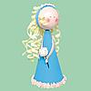 "Набор ""сделай сам"" МАРИНА, кукла из фоамирана"