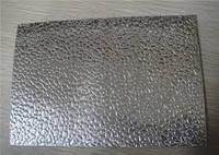 Лист алюминиевый рифленый STUCCO 1050 Н24 раскрой 1,5х1250х2500 мм доставка порезка упаковка