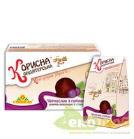 Шоколадные конфеты Чернослив с орехом