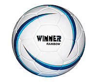 Футбольный мяч Winner Rainbow №5/ПУ