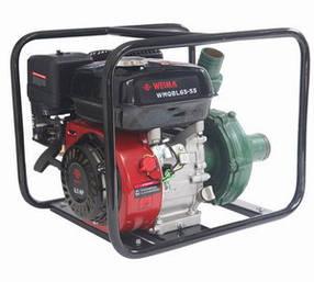 Мотопомпа WEIMA WMQBL65-55 (бензин, высоконапорная, напор 60м, хорошо для капельного) + БЕСПЛАТНАЯ ДОСТАВКА ПО УКРАИНЕ