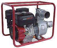 Мотопомпа WEIMA WMQGZ100-30 (Бензин, двиг. WM192F, 18,0л.с.  Патрубок 100мм,  120куб/час)