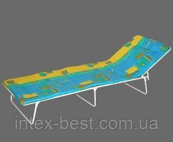 Раскладная металлическая кровать Стефания (20) OLSA, фото 2