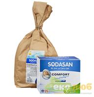 Порошок Comfort sensitiv для чувствительной кожи и детских вещей Sodasan