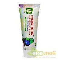 Зубная паста с экстрактом луговых трав